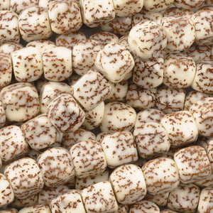Natural Beads-10mm Salwag Dice