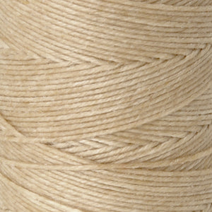Supplies-2-Ply Waxed Irish Linen-Natural