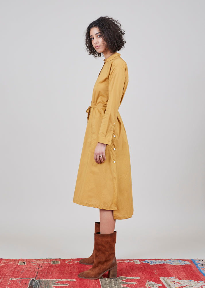 Dris Belted Dress