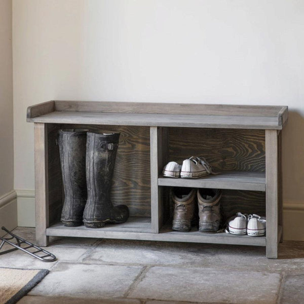 Aldsworth Welly Bench - Spruce | The Farthing