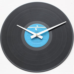 "A Flock Of Seagulls<br>Listen<br>12"" Vinyl Clock"