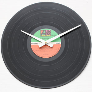 "Foreigner<br> 4 <br>12"" Vinyl Clock"