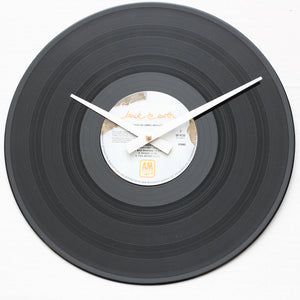 "Cat Stevens<br>Back To Earth<br>12"" Vinyl Clock"