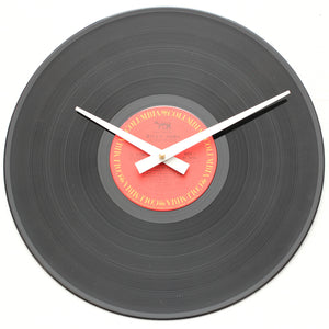 "Billy Joel<br>Glass Houses<br>12"" Vinyl Clock"