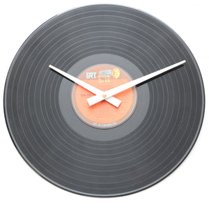 "American Graffiti<br>Record 2<br>12"" Vinyl Clock"