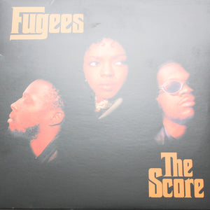 "The Fugees<br> The Score Record 1<br> 12"" Vinyl Clock"