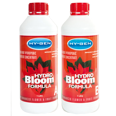 HY-GEN® TWO-PART HYDRO BLOOM