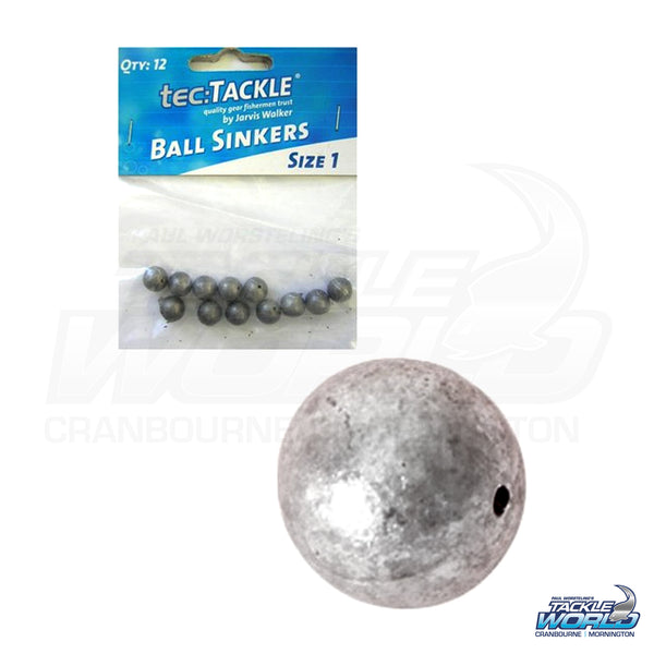tec:Tackle Ball Sinkers