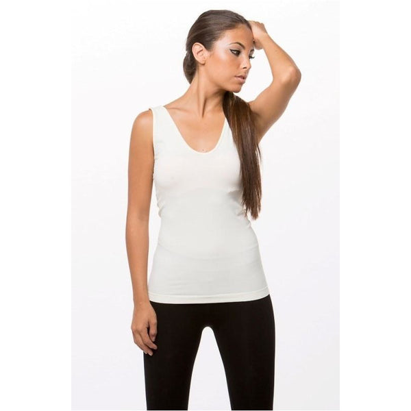 U-V Seamless Tank - A Little Bird Boutique  - 2