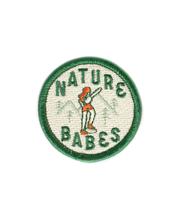 Nature Babes Mini Patch-Ello There-Strange Ways