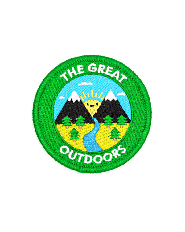 The Great Outdoors Patch-These Are Things-Strange Ways