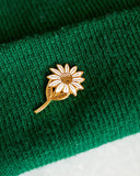 Lazy Daisy Flower Pin-Stay Home Club-Strange Ways