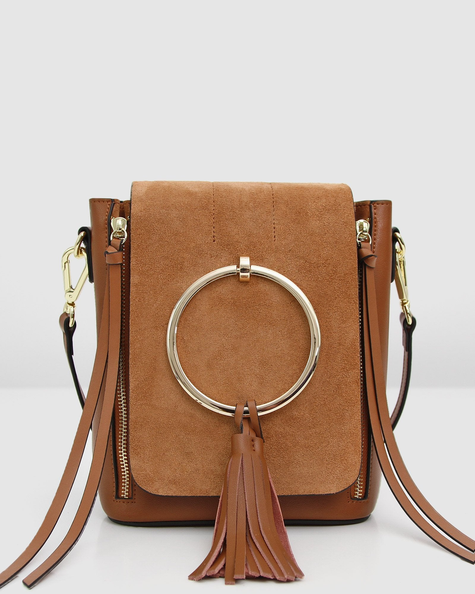 Brooke Exchange Leather Backpack - Brown