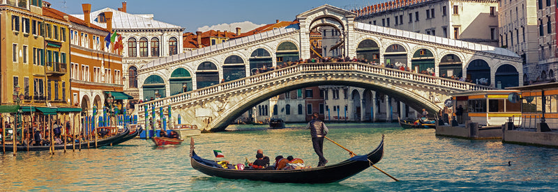 29736 Rialto Bridge 1000 pieces Jigsaw Puzzle Heye