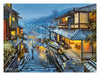 H2001 Evgeny Lushpin - Old Kyoto 1200 pieces jigsaw puzzle pintoo