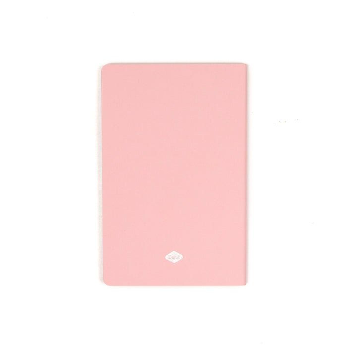 Blush Crazy Ideas Layflat Notebook
