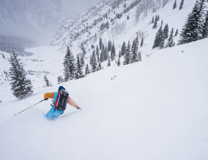 Backcountry Ski Tour