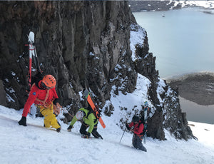 Iceland Ski / Sail Expedition