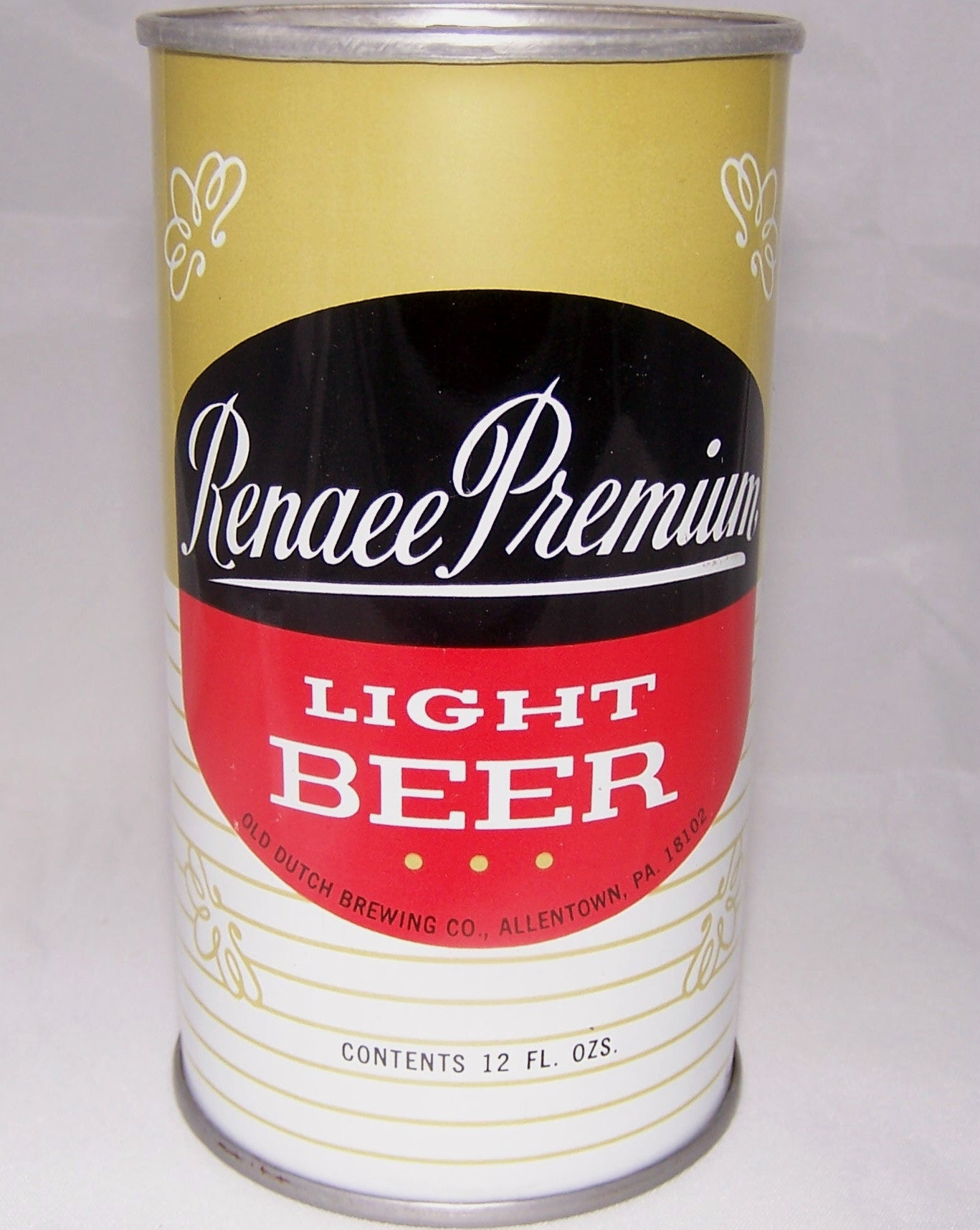 Renaee Premium Light Beer, USBC II 114-35, Grade 1/1+ Sold on 5/11/15