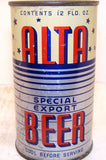 Alta Special Export Beer, Lilek page # 35, Grade 1- Sold on 4/12/15