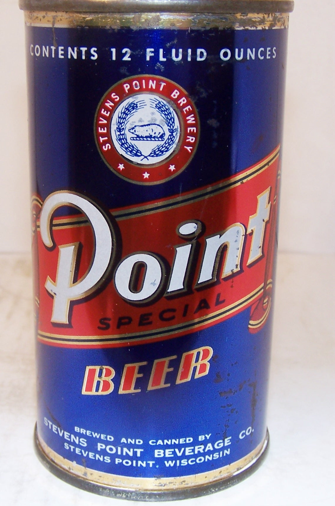 Point Special Beer, USBC 116-18, Grade 1- 04/14/17