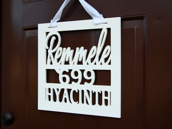 Weatherproof Door Signs