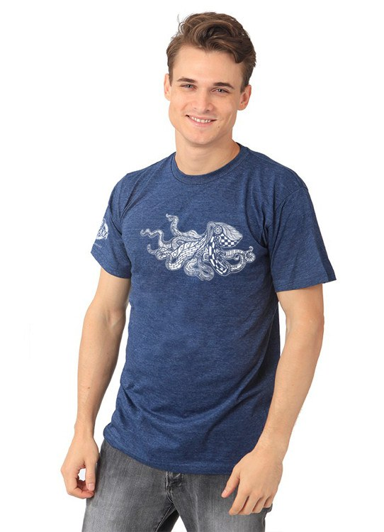 Shirts - Ventana Ventangle Pacific Octopus T-Shirt