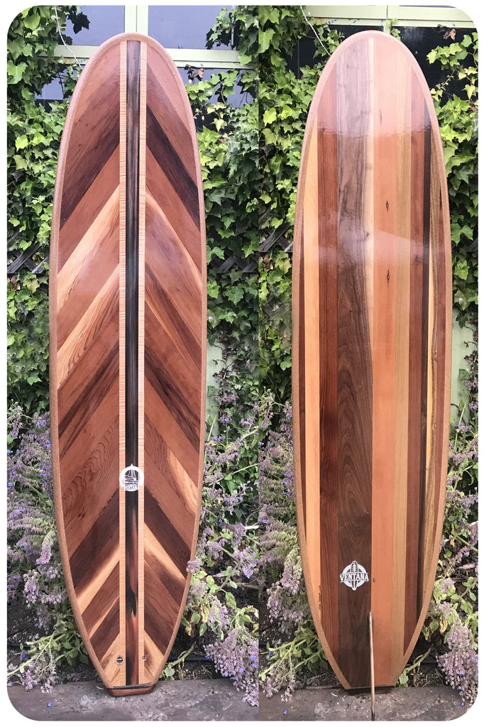 Surfboard - Leftover Pork Chop 7'0""