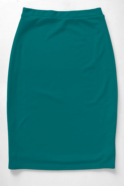 Jade Premium Knit Skirt