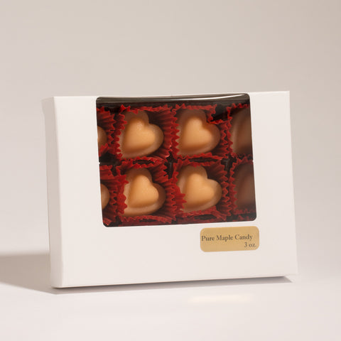 Pure Maple Candy - 12 Piece Box