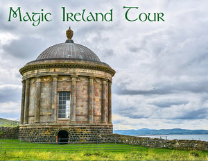Visit Ireland, Baba Studio Magic Ireland Tours, Myth, Legend, Mussenden Temple - Game of Thrones Location