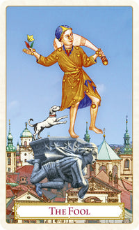 The Tarot of Prague standard size. - Baba Store - 5
