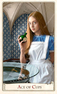 The Alice Tarot Limited Edition deck — Large format, limited to 500 only - Baba Store - 26