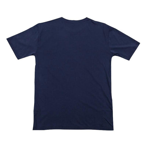 Navy Blue Shirt Short Sleeve Boy