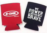 Can sleeve with E-ONE logo
