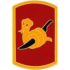 153rd Field Artillery Brigade Combat Service Identification Badge