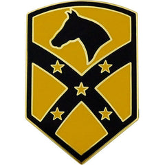 15th Sustainment Brigade Combat Service Identification Badge