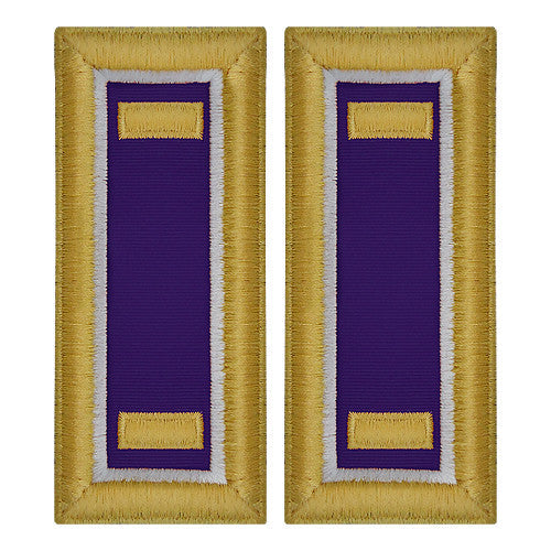 Army Female Shoulder Boards - Civil Affairs