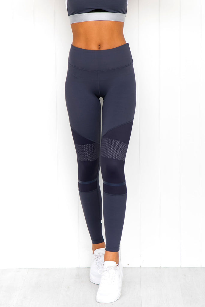 Amber Graphite Leggings - PURE DASH