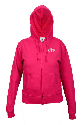 Zipped Ladies Hoodies