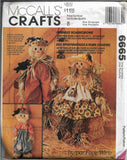 mccalls 6665 scarecrow pattern
