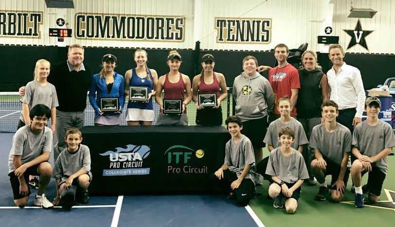 Maddie Kobelt Wins the Nashville Women's $25,000 Pro Tennis Classic
