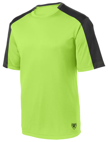 Boys Power Lane Performance Top - Loriet Activewear