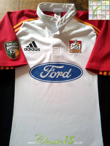 2001/02 Chiefs Away Rugby Shirt (L)