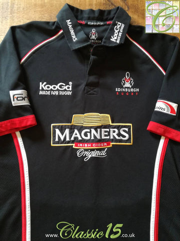 2005/06 Edinburgh Home Rugby Shirt (M)