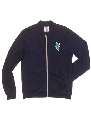 Artist Anon Embroidered Under Grad Jacket, Jacket - Artist Anon Brighton Clothing