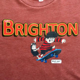 Skate Brighton, T-Shirt - Artist Anon Brighton Clothing