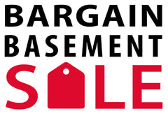 Bargain Basement Deals