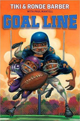 Goal Line (Barber Game Time Books)