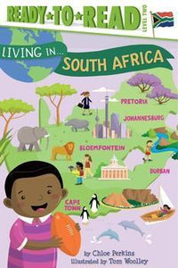 Ready to Read: Living South Africa (Level 2)